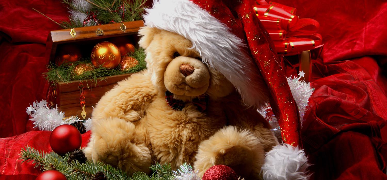 Kerstboom kerstgeschenk in Leimuiden